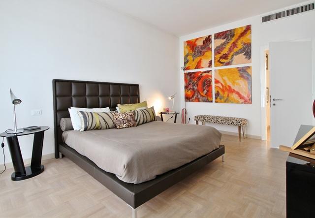 Amedeo d 39 aosta broker immobiliare for Planimetrie a un piano con due master suite